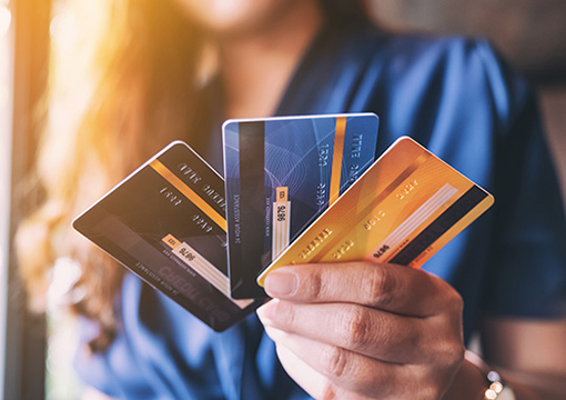 Debit and Credit Cards Image